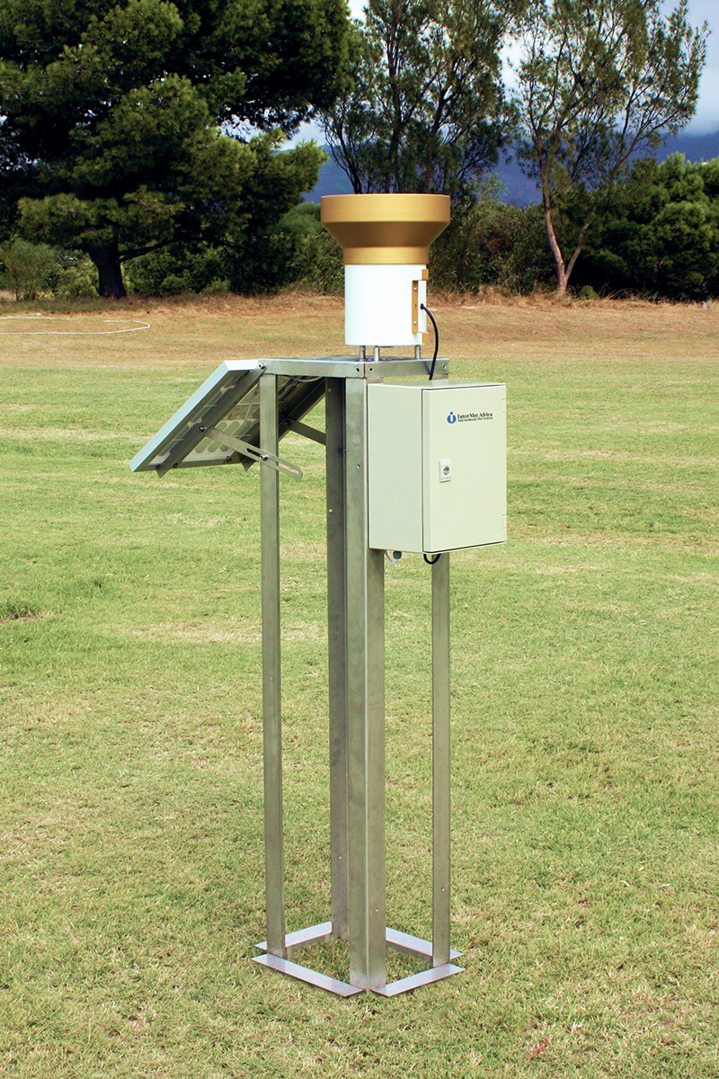 Automatic Rainfall Station
