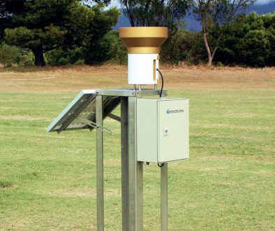 Automatic Rain Station