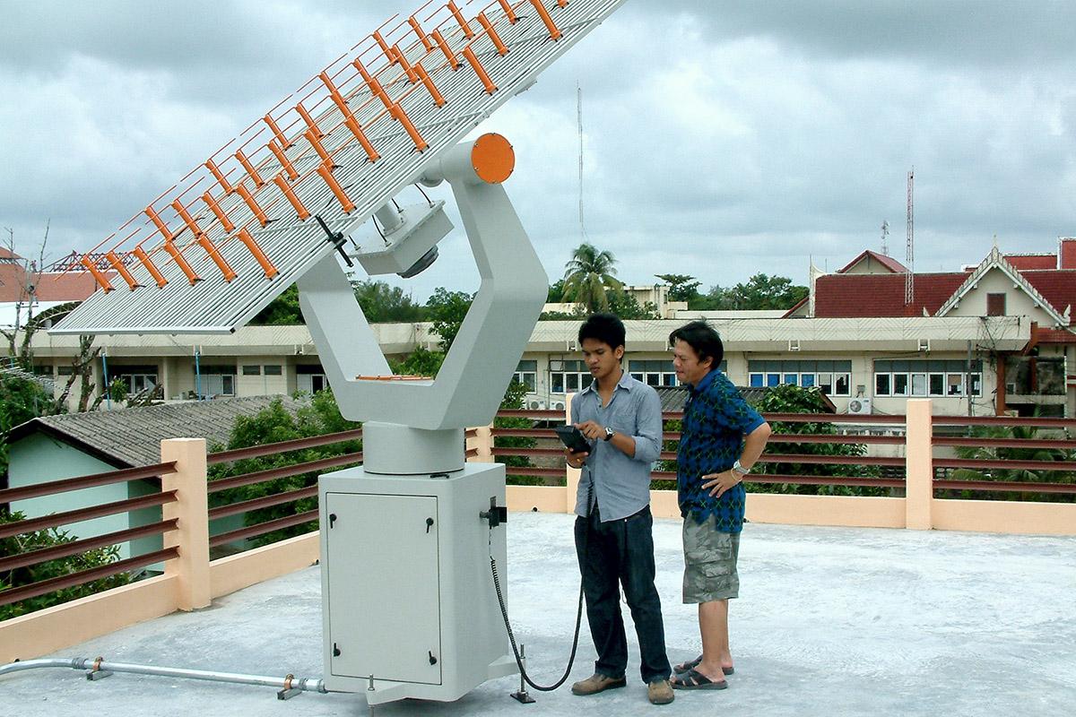 iMet-1790 Tracking Antenna / Receiver